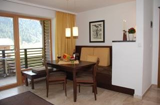 Haus Innerwiesn Mayrhofen - Apartment - Sitzecke