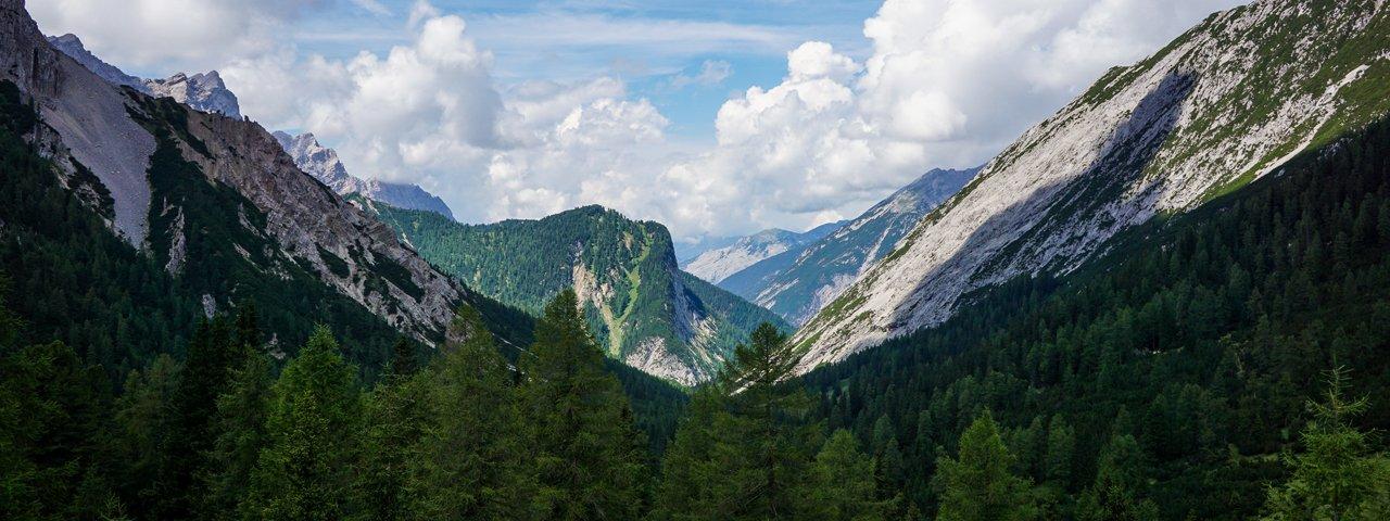 View from Hallerangeralm hut, © Fabian Pimminger