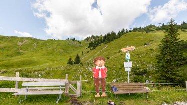 Alpine Barefoot Walking Trail, © Reuttener Bergbahnen