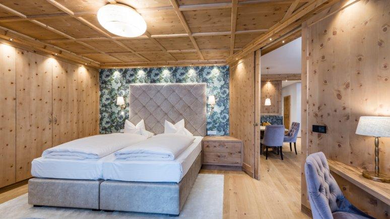 Room at the Peternhof, © Peternhof / Hannes Niederkofler