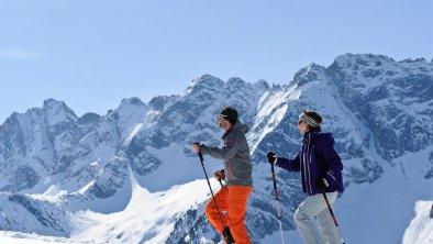 Winterwandern © Laurin Moser
