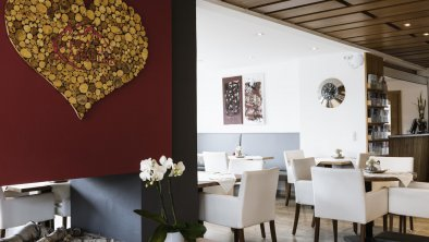 Kamin im Frühstücksraum, © Hotel Kapeller Betriebsges. m. b. H