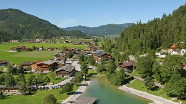 Achenkirch in summer, © Achensee Tourismus