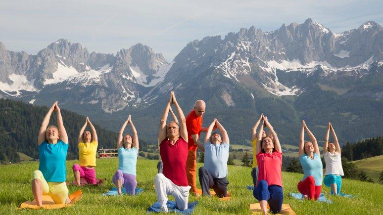 Yoga at Sivananda Yoga Seminarhaus, © Sivananda Yoga Seminarhaus