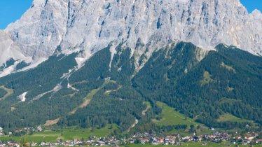 Ehrwald in summer, © Albin Niederstrasser