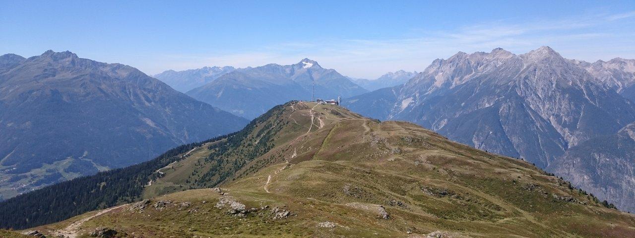 Venet Gipfelhütte, © Tirol Werbung/Christian Klingler