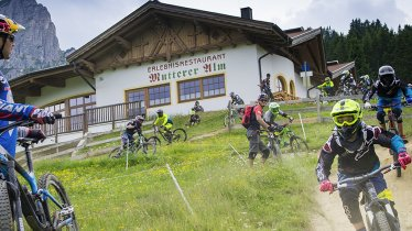 The Innsbruck Bike Park in Mutters will play host to the 2021 Enduro One Series circuit of races, © Stefan Voitl / Tirol Werbung