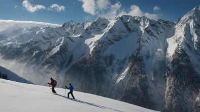 Schneeschuhwandern © Frank Bauer