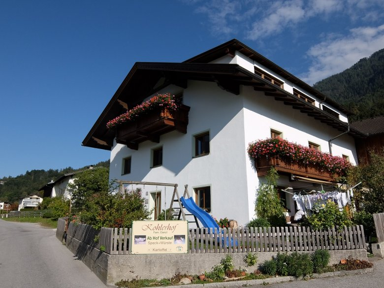 Kohlerhof is home to a delightful Farm Store and lovely gardens.