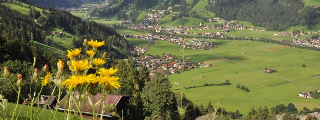 Schwendau in summer, © Archiv Gemeinde Schwendau/A. Tipotsch