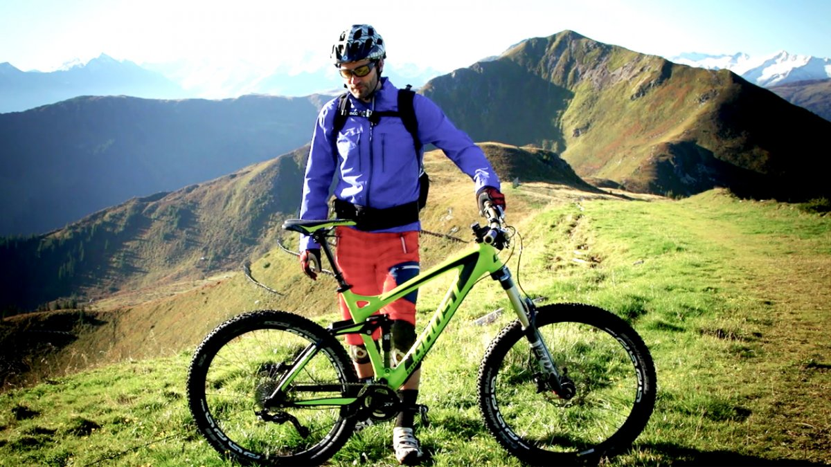 MTB Techniques (1): Mountainbike Equipment