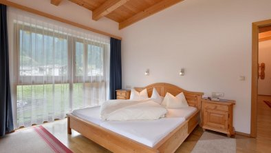 Haus der Mitte Mayrhofen - Schlafzimmer