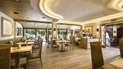 Hotel Pramstraller - Restaurant-Wintergarten