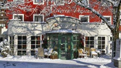 Cafe Praschberger im Winter