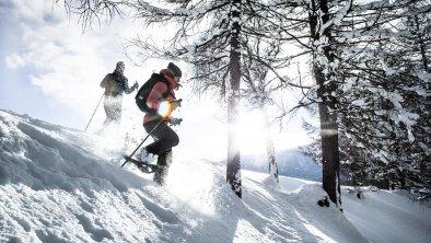 Schneeschuhwandern Leutasch
