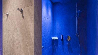 Wellnessbereich Duschen, © Nennerhof