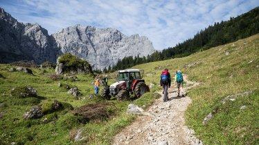 Eagle Walk Stage 09, © Tirol Werbung/Dominik Gigler