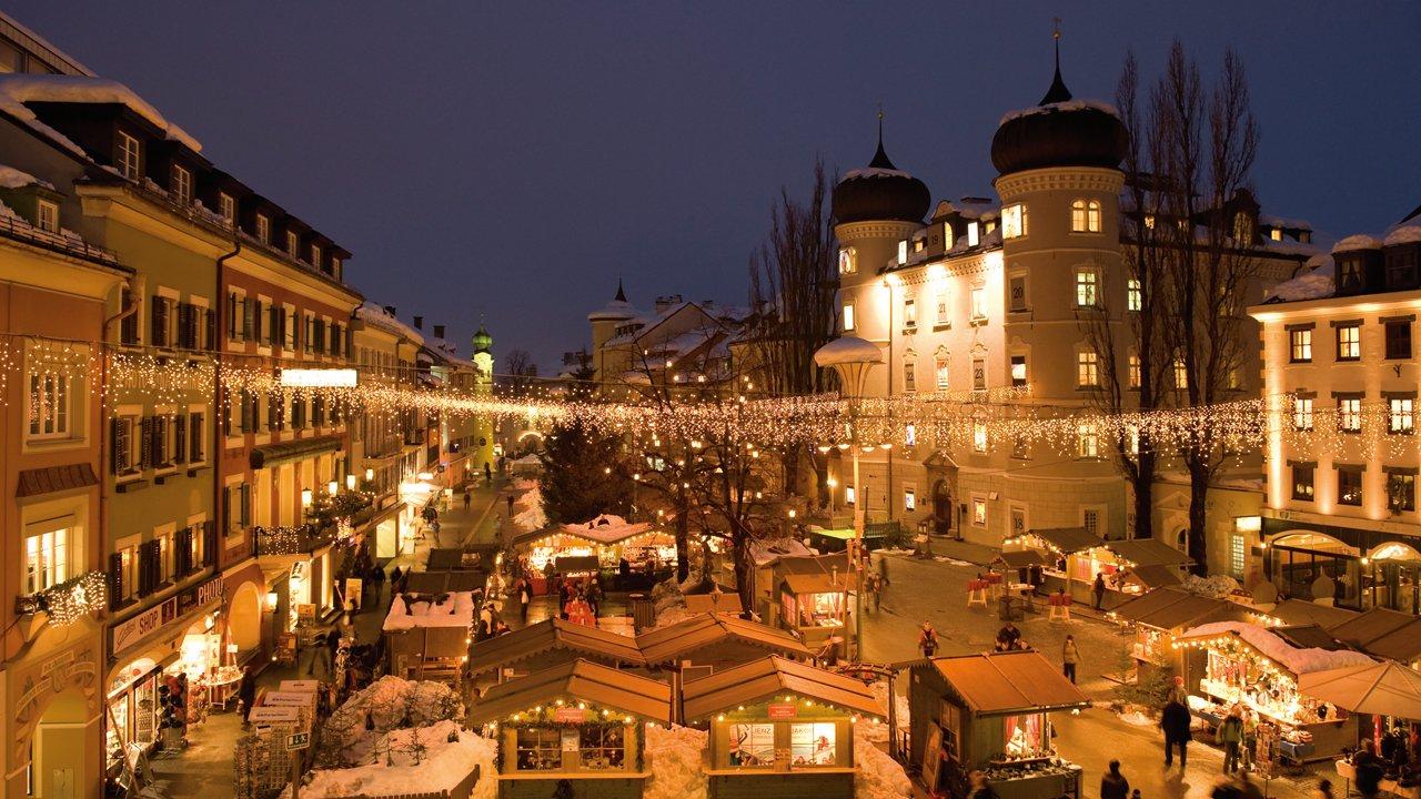 Christmas Market in Lienz, © Tirol Werbung/Laurin Moser