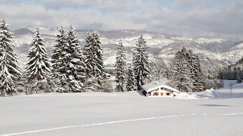 Mountain hut above Schwendt, © Almliesl