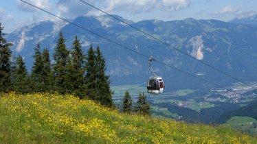 Wiedersbergerhornbahn cable car in Alpbach, © SkiJuwel Alpbachtal Wildschönau