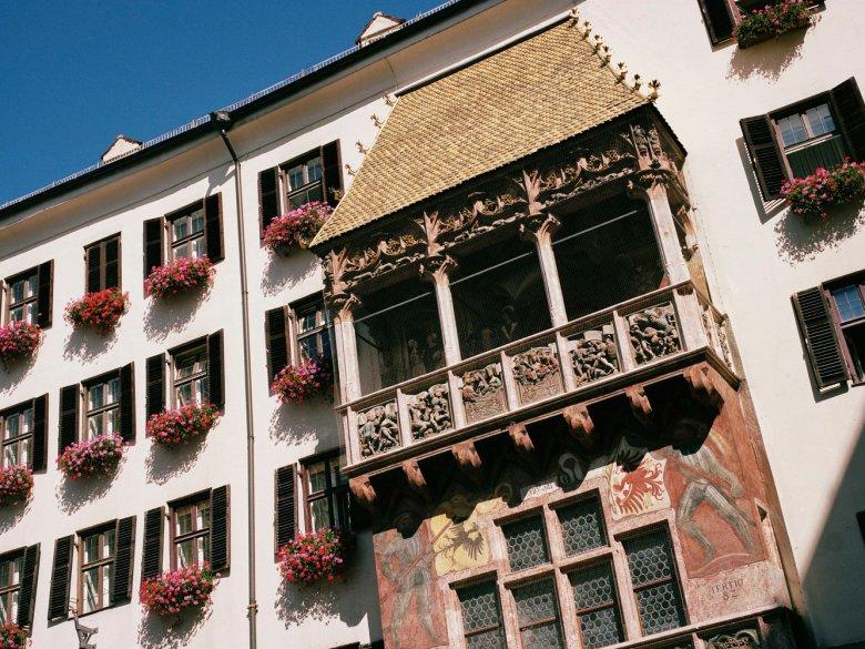 Goldenes Dachl. , © Tirol Werbung / George Marshall