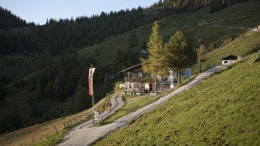 The Buchackeralm hut, © Tirol Werbung/Schwarz Jens