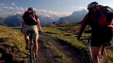 Mountain biking in the Wipptal Valley, © Tirol Werbung / Ehn Wolfgang