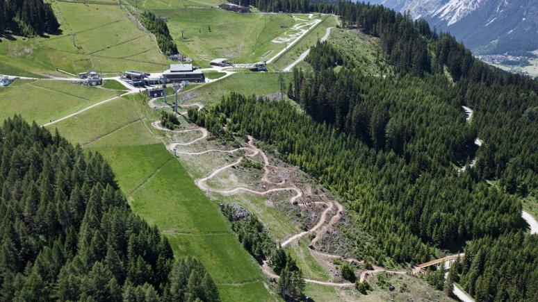 Tirol Bike Park, © Mario Webhofer