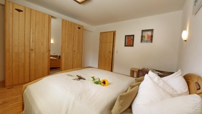 MoiggI Mayrhofen - Schlafzimmer/ Dreibett