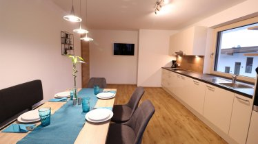 Küche Apartment 70m²