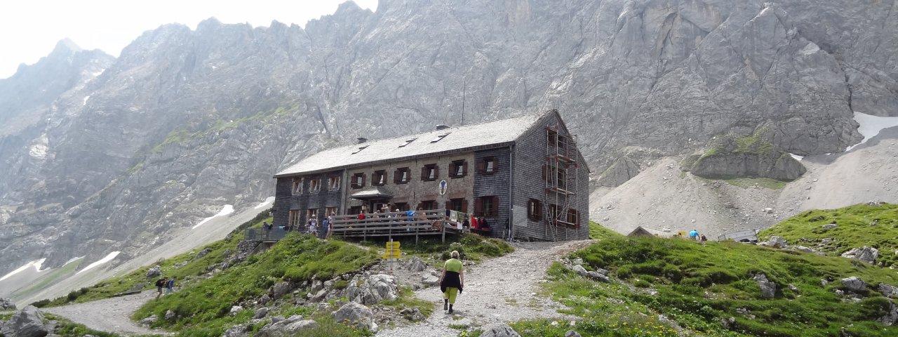 Lamsenjochhütte, © Tirol Werbung / Johne Katleen