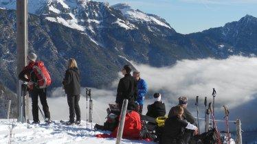 Snowshoe Walk to Feilalm Alpine Pasture Hut and Feilkopf Peak, © Foto Athesia Tappeiner
