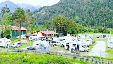 Campingplatz1, © M. Reich
