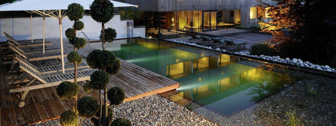 Swimming pool at the Hotel Hinteregger, © Hotel Hinteregger