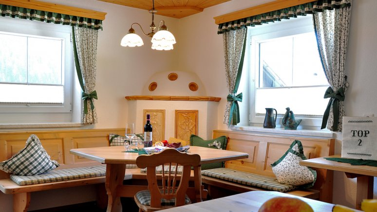 Appartements Maurer, Dining Room, © Appartement Maurer