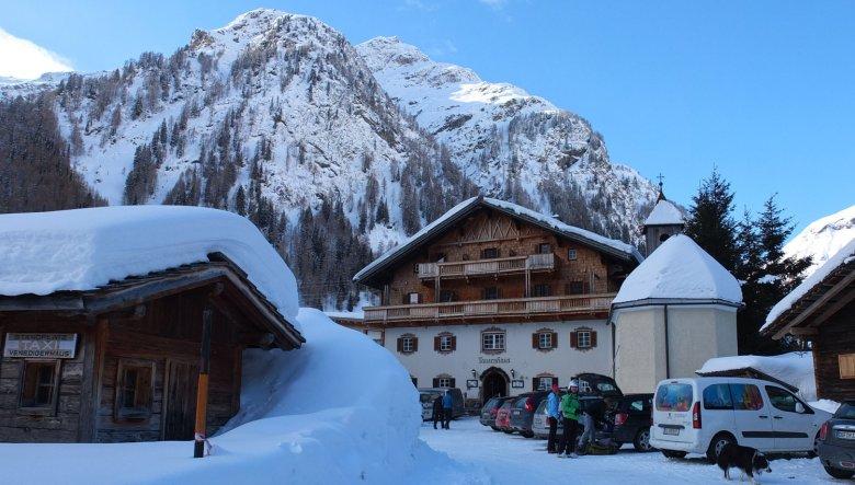 Matreier Tauernhaus in Matrei, East Tirol, Photo Credit: Matreier Tauernhaus