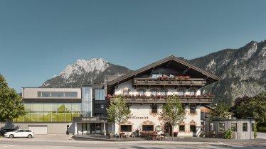 Hotel Sattlerwirt Ebbs Sommeransicht