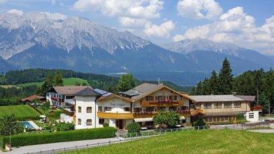 Ferienhotel Geisler, Aussenansicht