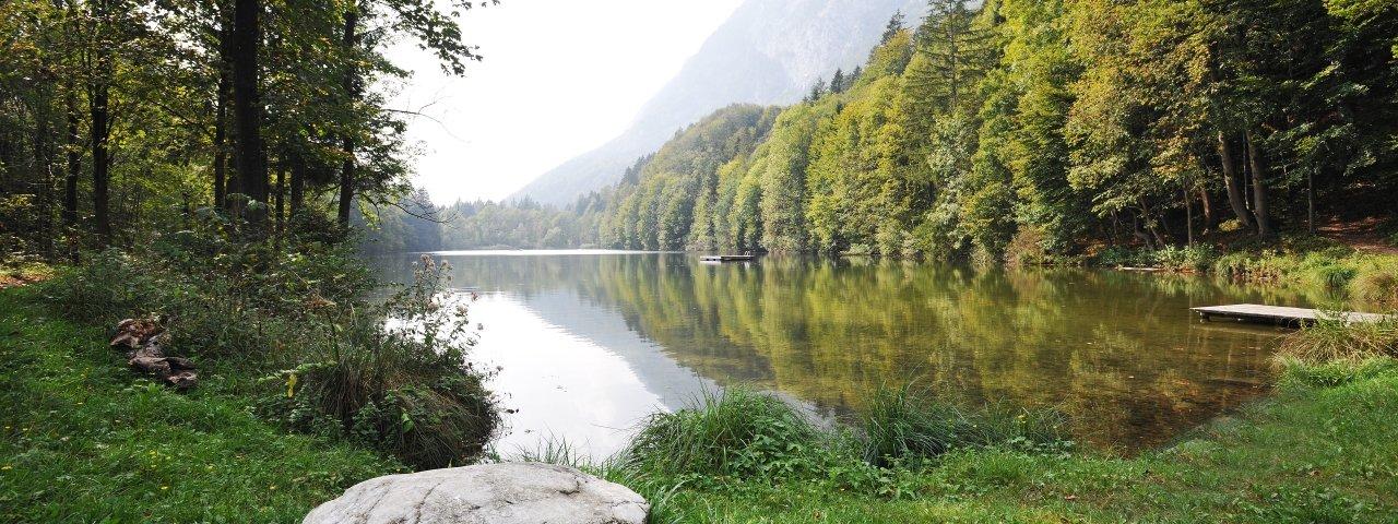 Stimmersee lake in Langkampfen, © Ferienland Kufstein/ofp