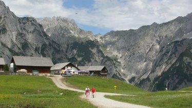 Walderalm in Karwendel, © Irene Prugger