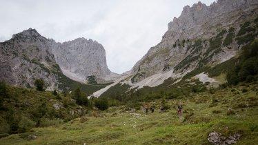 Eagle Walk Stage 2: Gaudeamushütte - Hintersteinersee, © Tirol Werbung/Jens Schwarz