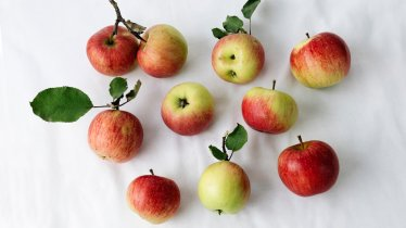 Apples from Tirol, © Tirol Werbung / Kathrin Koschitzki