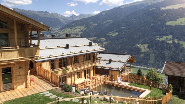 Hochleger Luxury Chalets in Zell am Ziller, © Das Posthotel GmbH
