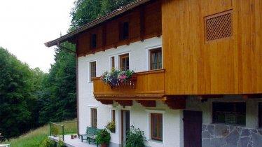 Ferienwohnung Fuchsgrub Ebbs Haus