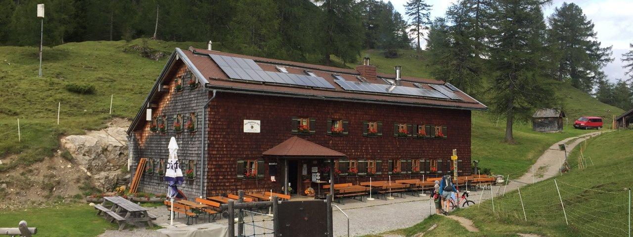 Neue Magdeburger Hütte, © Tirol Werbung