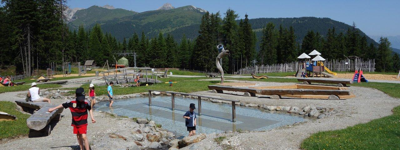 """""""Bärenbachl"""" Water Adventure World, © Tirol Werbung"""
