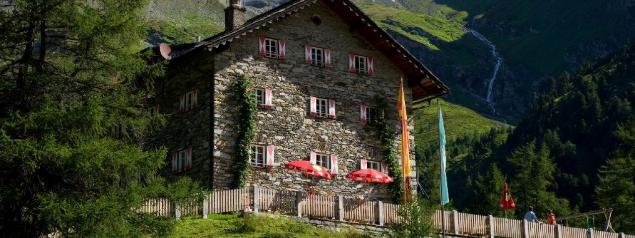 Kalser Tauernhaus, © Kalser Tauernhaus