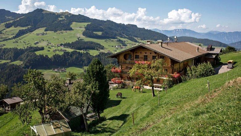 The Siedlerhof farm. , © Lisa Hörterer