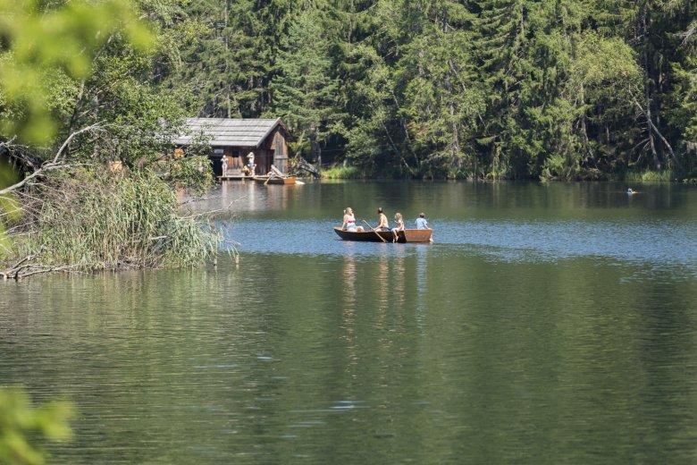 Piburgersee Lake in Oetz (Photo Credit: W9 Studios)
