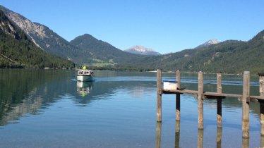 Heiterwangersee Lake, © Lindner